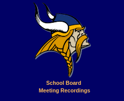 School Board Meeting Recordings