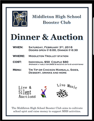 Dinner & Auction
