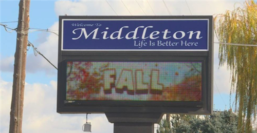 Middleton School District Homepage